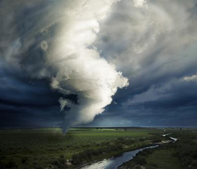tornado outside