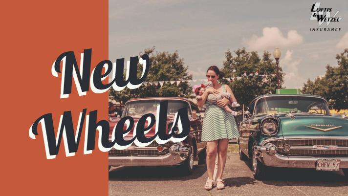 new wheels ad