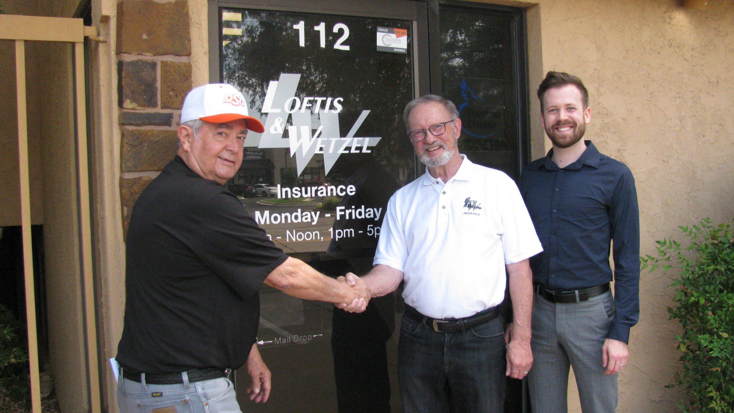 Houck Agency transfers property & casualty customers to Loftis & Wetzel